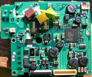 Ремонт электронных платв аппаратах на компонентном уровне. Днепр