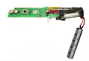Ремонт встроенной фотовспышки цифрового фотоаппарата.
