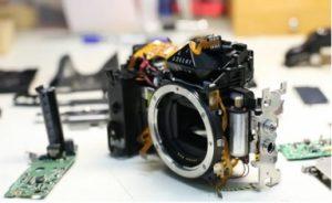 Прайслист на ремонт ошибки объектива фотоаппарата sony alpha 35 - ремонт в Москве