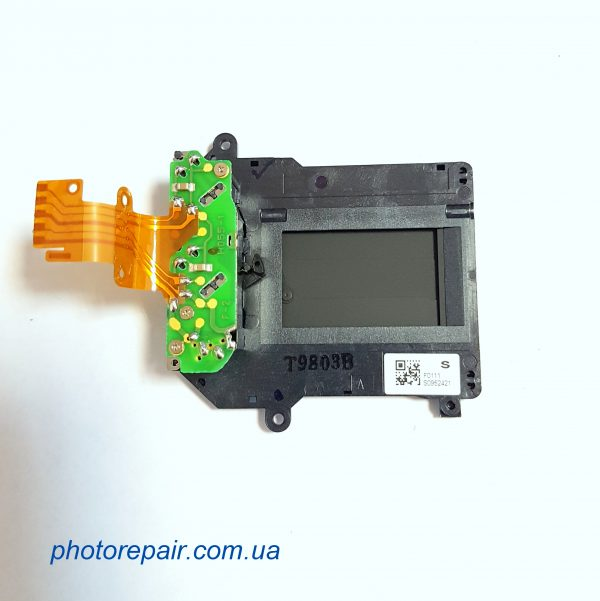 Затвор зеркального фотоаппарата Nikon D90, купить запчасти к зеркальным фотоаппаратам Украина, Днепр